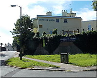 SX9364 : Coppice Hotel, Torquay by Jaggery