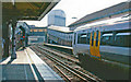 TQ3180 : Waterloo East Station, view west towards Charing Cross by Ben Brooksbank