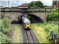 SD8010 : East Lancashire Railway, Knowsley Street Bridge by David Dixon