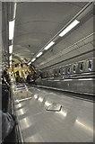TQ2879 : London : Westminster - Victoria Underground Station by Lewis Clarke