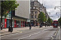 TQ2881 : London : City of Westminster - Oxford Street by Lewis Clarke