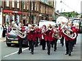 NT0437 : Biggar Gala Day Procession by Mary and Angus Hogg