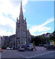 SX9263 : Rainbow Fun House in a former church, Torquay by Jaggery