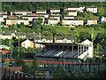 NS2475 : Ravenscraig Stadium by Thomas Nugent
