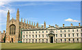 TL4458 : King's College, Cambridge by Hugh Chevallier