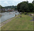 SX8060 : Vire Island and the River Dart, Totnes by Jaggery