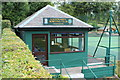 NY0882 : Lochmaben Bowling Club by Billy McCrorie