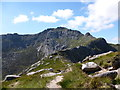 NR9641 : Path towards Beinn Tarsuinn by Alan O'Dowd