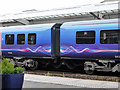 NZ4920 : Trans-Pennine Express train standing at Middlesbrough by John Lucas