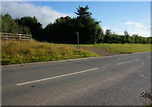 SX5656 : Start of Sparkwell footpath No4 by jeff collins