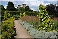 SK4663 : Gardens at Hardwick Hall by Philip Halling