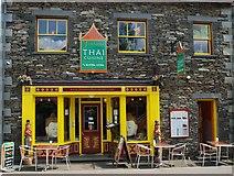 NY3704 : Jintana Thai Restaurant by Steve Houldsworth