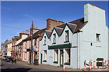 NX4355 : South Main Street, Wigtown by Leslie Barrie