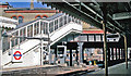 TQ2481 : Westbourne Park LUL Station by Ben Brooksbank