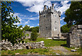 M2837 : Castles of Connacht: Annaghdown, Galway (3) by Mike Searle