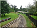 TL5237 : Miniature Railway, Audley End by Paul Gillett