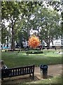 TQ2880 : A symphony in glass: The Sun by Dale Chihuly in Berkeley Square by PAUL FARMER