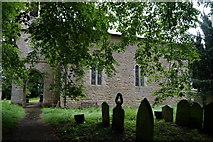 SK9485 : St Andrew's Church, Fillingham by Ian S