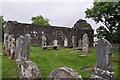 NM7701 : Old Parish Church, Craignish by Stuart Wilding