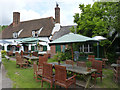 SU6884 : The Crooked Billet, Stoke Row by Alan Murray-Rust
