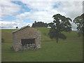 SD6171 : Small barn north of Catgill Barn by Karl and Ali