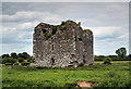 M8034 : Castles of Connacht: Killure, Galway (1) by Mike Searle