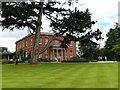 SJ6377 : Cogshall Grange by Norman Caesar