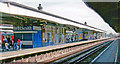 TQ2470 : Wimbledon Station, main lines to Waterloo by Ben Brooksbank