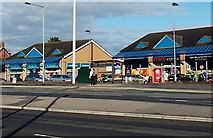 ST3090 : Tesco Express, Malpas, Newport by Jaggery