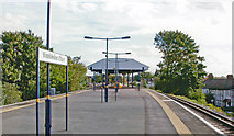 TQ2469 : Wimbledon Chase Station by Ben Brooksbank