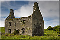 G6639 : Castles of Connacht: Ballincar, Sligo (2) by Mike Searle