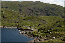 SD2799 : Levers Water, Coniston by Peter Trimming