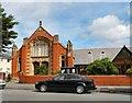 SH7981 : St David's Methodist Church by Gerald England