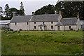 NN5294 : Garva Barracks by Nigel Brown