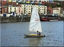 ST5772 : Bristol boats 8 by Anthony O'Neil