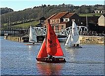 ST5772 : Bristol boats 10 by Anthony O'Neil