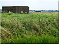 TL3190 : Pillbox guarding The River Nene (old course) by Richard Humphrey