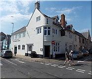 SY6778 : The Ship Inn, Weymouth by Jaggery