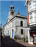 SY6778 : Grade I listed Church of St Mary, Weymouth by Jaggery