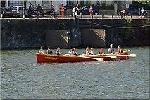 ST5772 : Bristol boats 14 by Anthony O'Neil