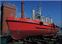 ST5772 : Bristol boats 15 by Anthony O'Neil