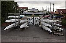 ST5772 : Bristol boats 17 by Anthony O'Neil