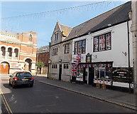 SY6778 : Duke of Cornwall in Weymouth by Jaggery