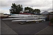 ST5772 : Bristol boats 25 by Anthony O'Neil