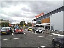 SO9098 : Sainsbury's Open by Gordon Griffiths