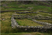 NY2101 : Hardknott Roman Fort by Peter Trimming