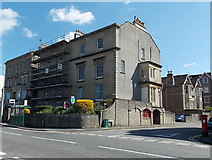 ST4071 : Corner of Elton Road and Victoria Road, Clevedon by Jaggery