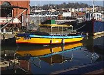 ST5772 : Bristol boats 33 by Anthony O'Neil