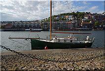 ST5772 : Bristol boats 34 by Anthony O'Neil
