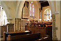 SU9416 : St Peter, East Lavington - South transept by John Salmon